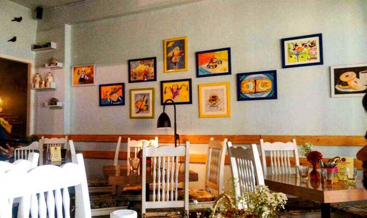 OUR STORY BISTRO & TEA ROOM