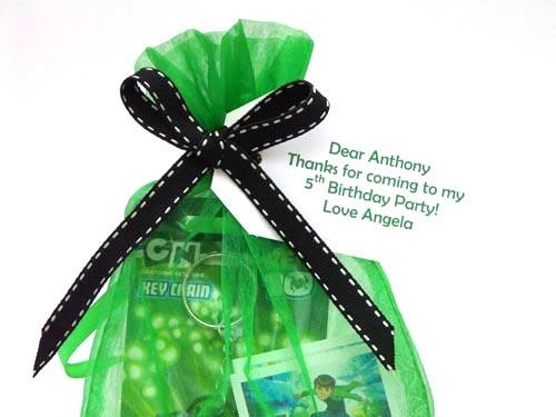 Van S 8th Joseph 4th Ben 10 Birthday Party Forward X