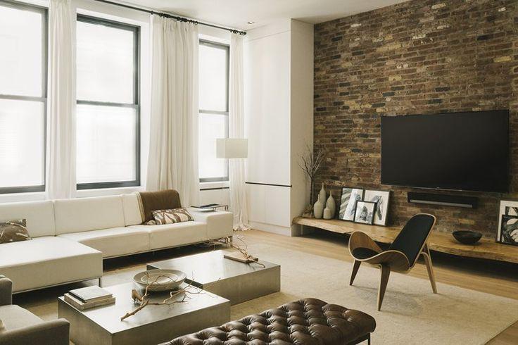Апартаменты Гринвич-Виллидж, Нью-Йорк, 2015 - РААД студии: