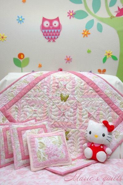 Marie's quilts: Кукольное номер 13