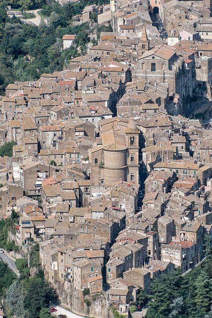 Capranica, Viterbo, Lazio, Italy