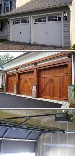 This company specializes in electric garage door installation and gate  repair services. They also do