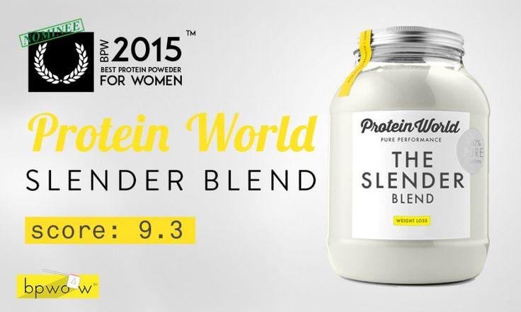 My Protein World Slender Blend Review: Yayyyyyyy!!!!!!