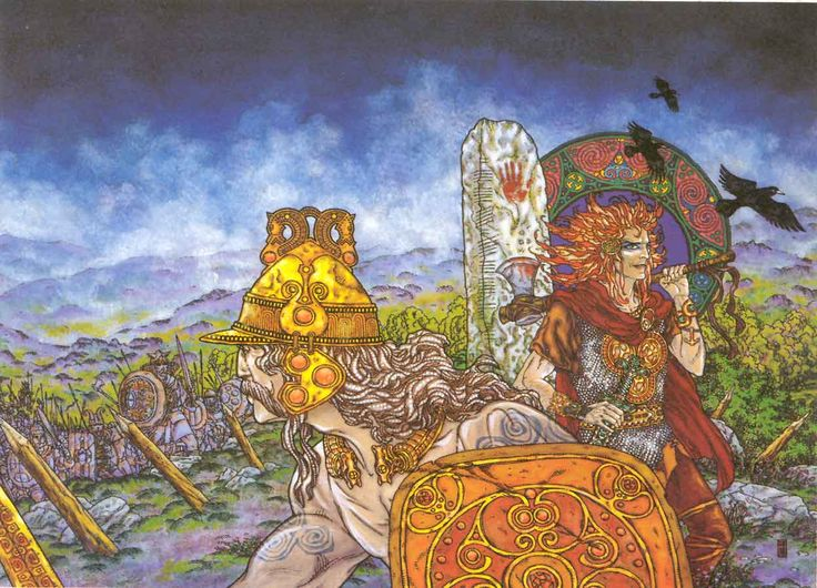 Best MythsLegends Celtic Mythology Images On Pinterest - Irish legends