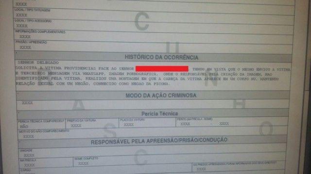 """#News  """"Negão do WhatsApp"""" faz vítima em Minas Gerais"""