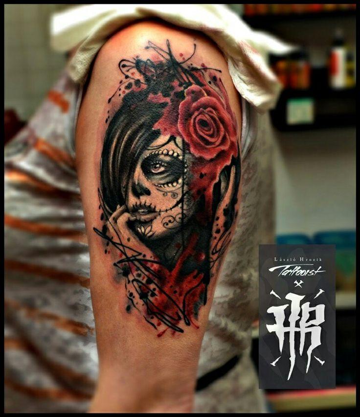 muertos tattoo