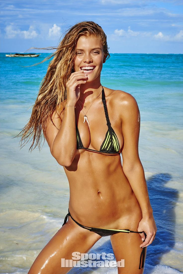 What is the sexiest part of a woman? Nina Agdal has the answer!