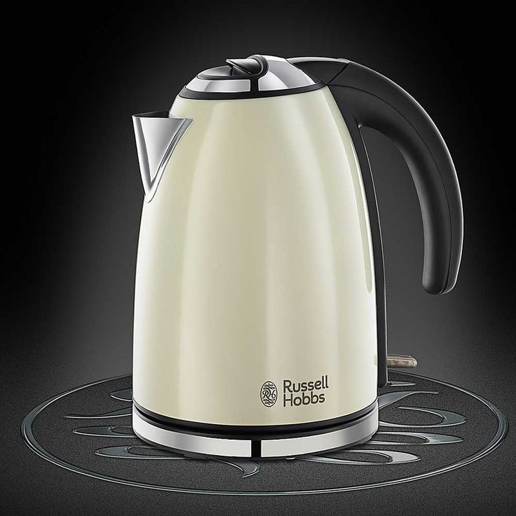 russel hobb uk | Russell Hobbs Cream Kettle 18943 | Electrical Appliances | Home ...