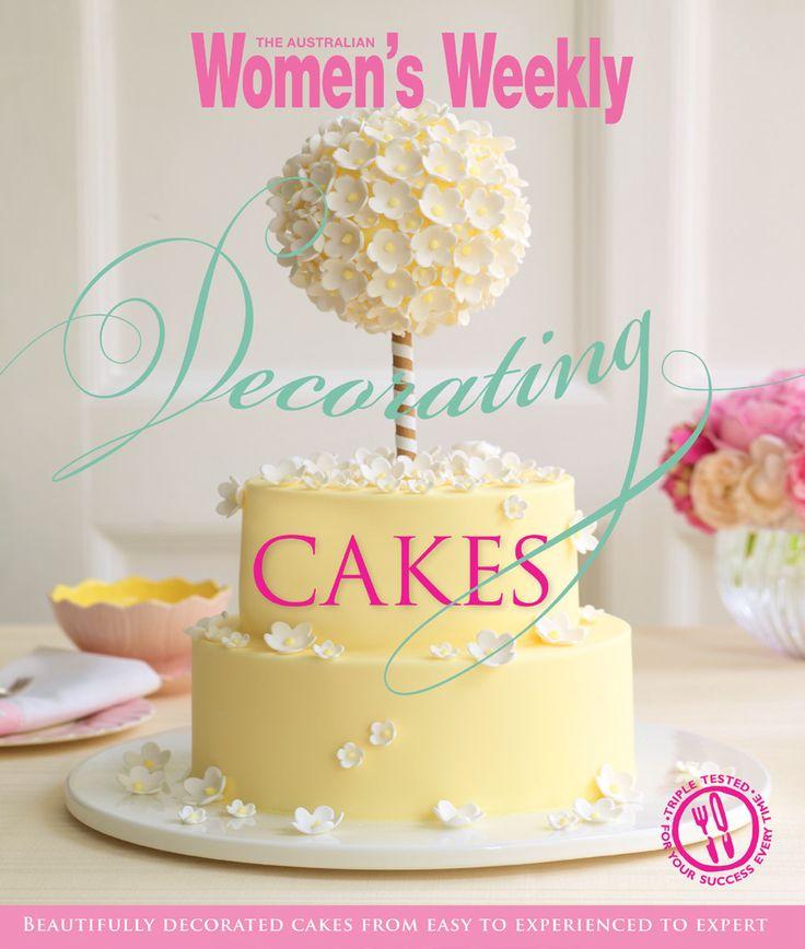 Cake Decorating Magazine Subscriptions Australia