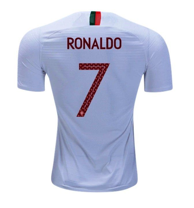 6fe2fd91452 Cristiano+Ronaldo+ 7+Portugal+Away+Jersey+2018-2019+SOCCER+Jersey  legends   likeforlike  football  soccer  goal  gol  CristianoRonaldo  Cristiano   Ronaldo ...