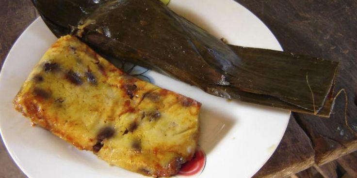 Aprende con esta receta a preparar unos deliciosos bollitos de frijol Ixpelón, comida tradicional y característica del departamento de Petén.