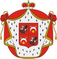 Святополк - Четвертинские — княжеский род, происходящий, по всей вероятности, от князей Туровских и Пинских, из племени Рюрика. Впервые упоминается в документах в 1388 г.