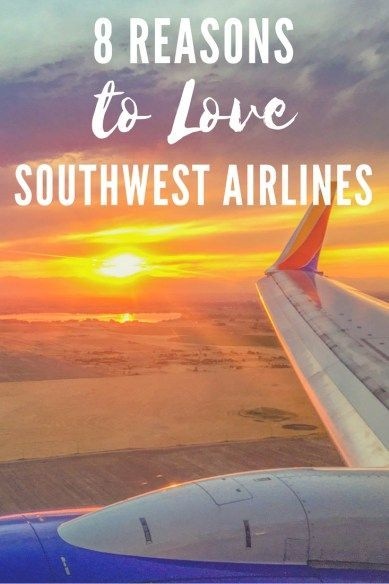 There are very few brands I truly show loyalty toward. Southwest Airlines is one of those few exceptions. If I have a choice, I will always choose to fly Southwest. After flying21,271 miles with Southwest in 2016 alone, I think it's safe to say I've had my fair share of time spent with them recently! There are many reasons why I love Southwest Airlines, but I'm sharing my top eight to show why they are always my top pick airline.