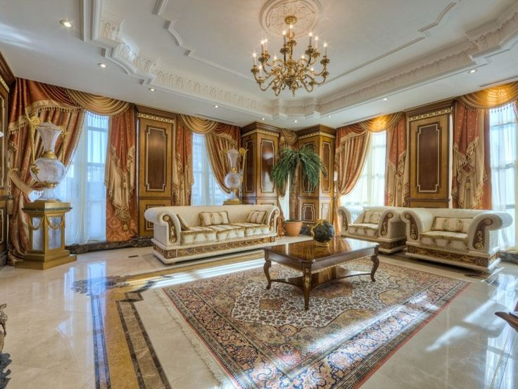 Italian Renaissance And Baroque Inspired Interior Decor