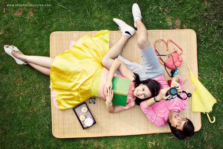 bright picnic