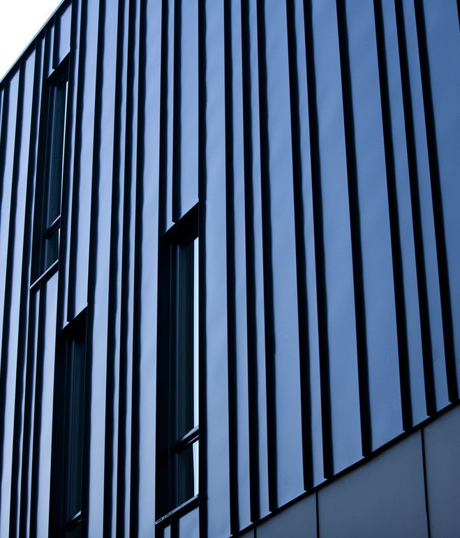 Tonic Selected Factory Finished Standing Seam Metal