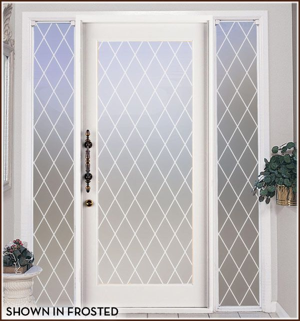 22 Best Leaded Glass Doors And Window Film Images On Pinterest