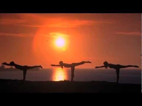 Restore confidence and relieve sluggishness with our Warrior sequence. #Namaste #Yoga