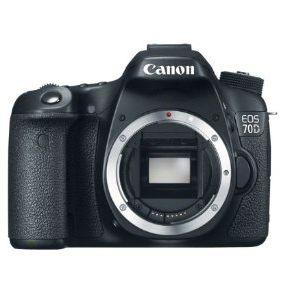 Promo appareil photo : Reflex EOS 70D