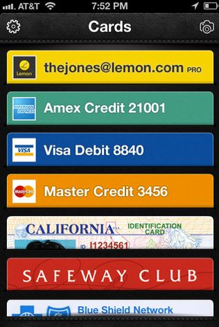 Lemon Update Turns Your iPhone Into A Digital Wallet: Loyalty Cards, Mobiles Wallets, Lemon Com Wallets, Mobiles App, Credit Cards, Mobiles Payment, Lemon Wallets, Digital Wallets, Lemoncom Wallets