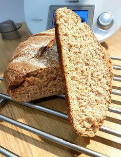 No mas harinas refinadas. Pan de espelta ,se hace para una semana.