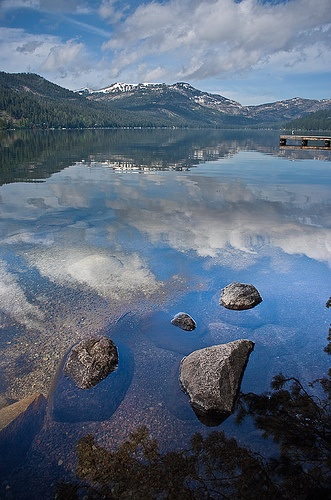 Donner Lake, Truckee, California