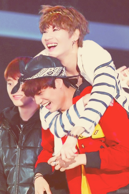 K-POP BROTHERS: SHINee's Taemin & EXO's Kai | The o'jays ...