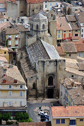Cathédrale Notre-Dame-et-Saint-Véran de Cavaillon. Provence-Alpes-Côte d'Azur