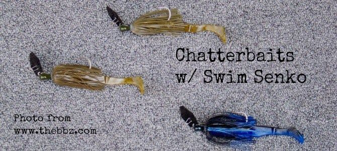 chatterbait swim senko