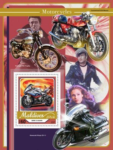 MLD17105b Motorcycles (BMW S1000RR)