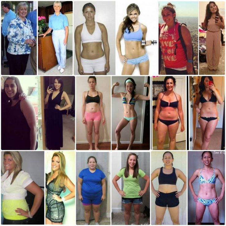 17+ Images About Tone It Up Transformations!! On Pinterest