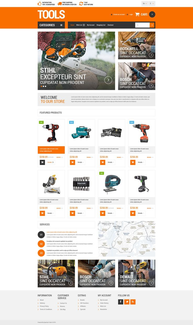 8 best Toy Store Website images on Pinterest | Website template, Toy ...