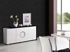 Get Inspired With this Trends And Find Your Decorating Style | White Buffets | Buffets Design | Cabinets Design | Interior Design | Interior Design Projects