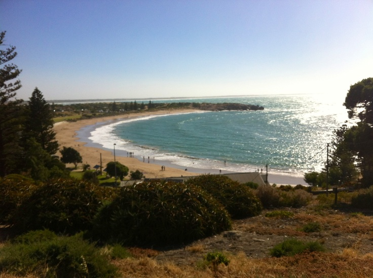 Horseshoe Bay • Port Elliot • Adelaide city icon • South Australia • Adelaide's beaches • Adelaide's best