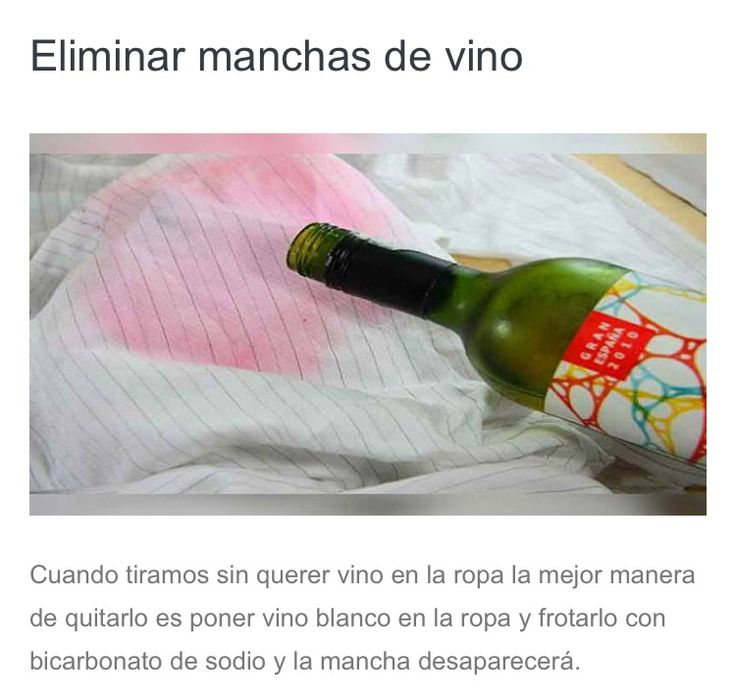 M s de 25 ideas incre bles sobre manchas de vino en - Manchas de vino ...