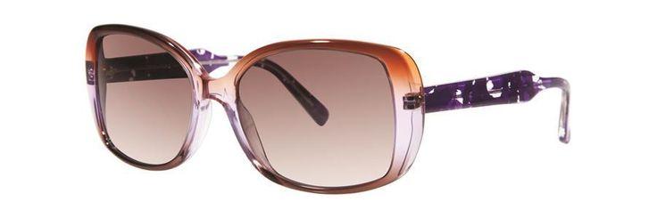178.00$  Watch here - http://vihhu.justgood.pw/vig/item.php?t=po4dns034 - Vera Wang V287 Sunglasses 56 Wine Gradient