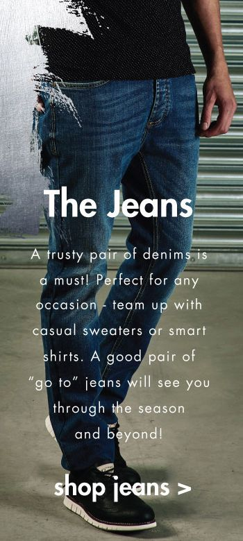 Christmas at USC! Shop Mens Jeans... ThisIsChristmas