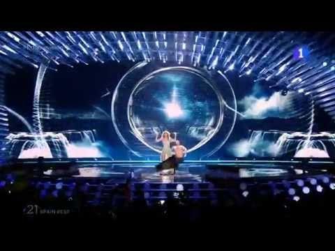 Eurovisión 2015 - Edurne canta 'Amanecer'