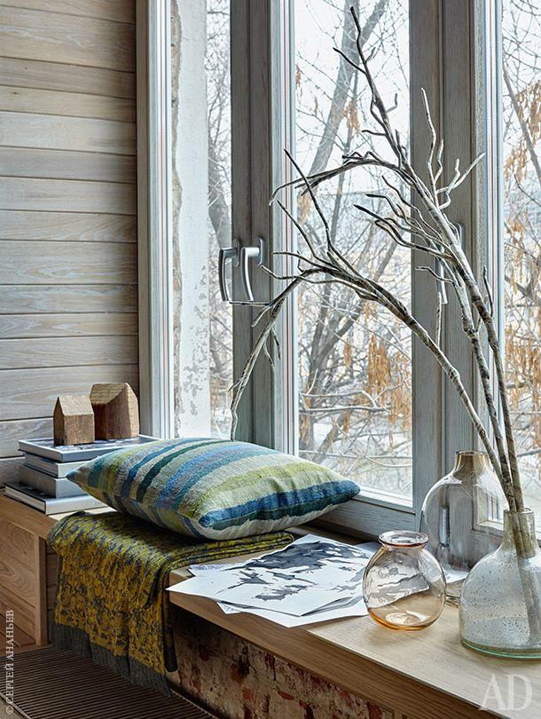 Трехкомнатная квартира в Москве | AD Magazine