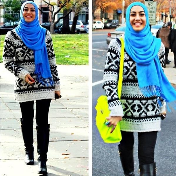 Quirky & Fun | hijab fashion