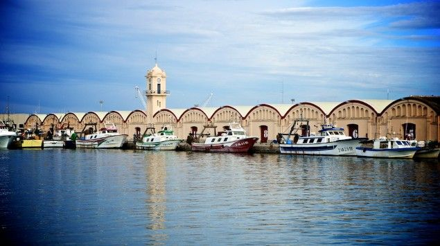 Puerto de Gandia