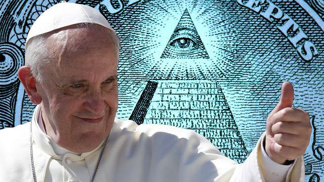 Papa Francisco apela para uma Nova Ordem Mundial antes do colapso do dólar ~ Sempre Questione - Últimas noticias, Ufologia, Nova Ordem Mundial, Ciência, Religião e mais.