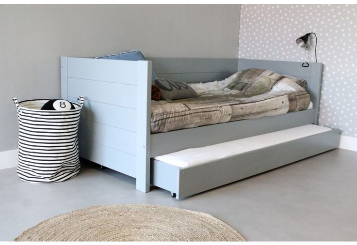 Kinderbed: bedbank SAM (90 x 200) @ kinderbed.biz