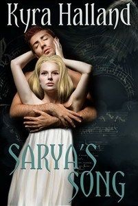 Featured Author 3rd - 9th of April is Kyra Halland Author of Sarya's Song.