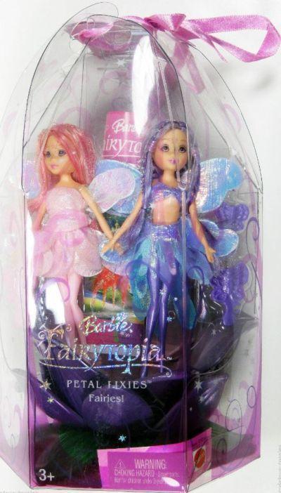 Barbie fairytopia magic of the rainbow dvd