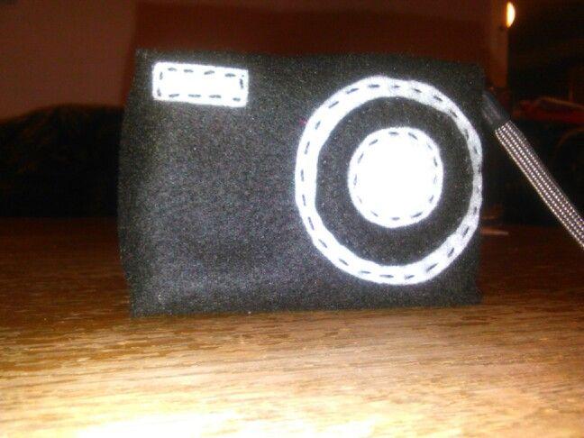 Fényképezőgép tok