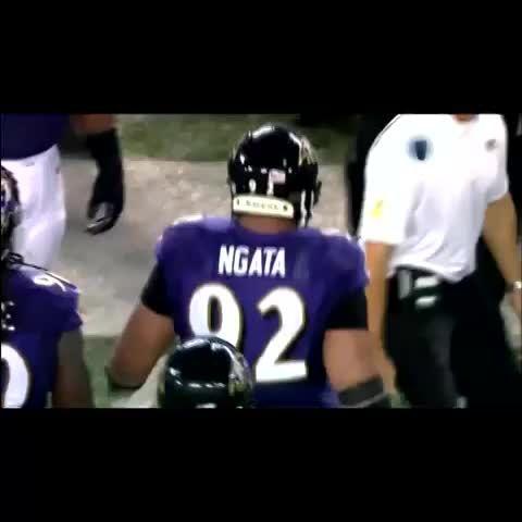 Haloti Ngata and John Harbaugh #Ravens #Baltimore