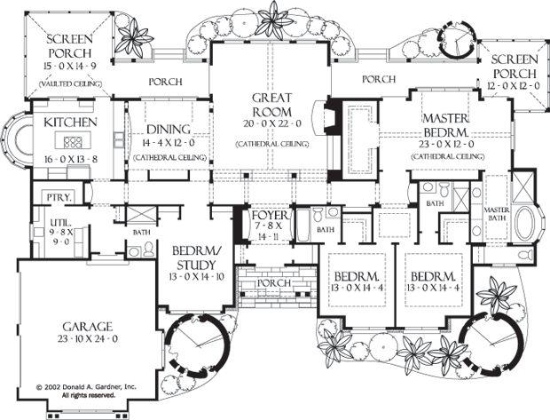 156 Best Don Gardner Home Plans Images On Pinterest