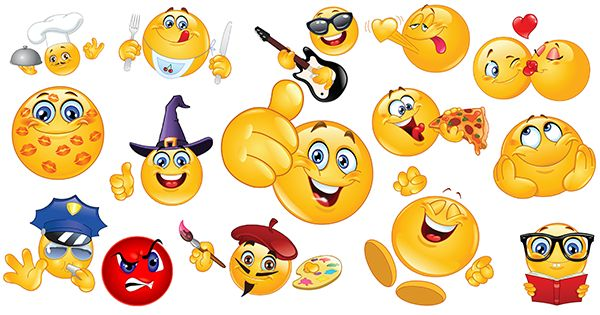 50 Best Funny Chat Smileys Images On Pinterest Smiley Faces