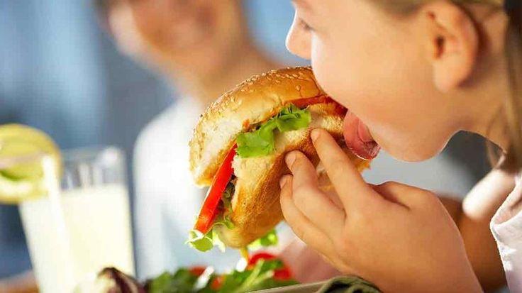 Puberteit en gewichtstoename